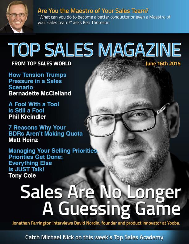 DavidNordin_Yooba_TopSales_magazine_2015_June16_2015_01_pdf